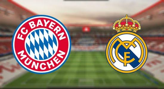 CHAMPIONS LEAGUE: Bayern Monaco Real Madrid, le formazioni ufficiali