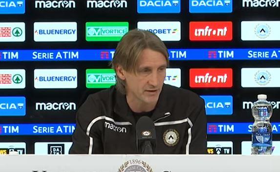 La conferenza stampa di Nicola pre Udinese Fiorentina