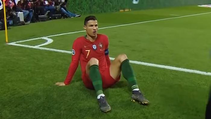 Cristiano Ronaldo, infortunio e tempi di recupero