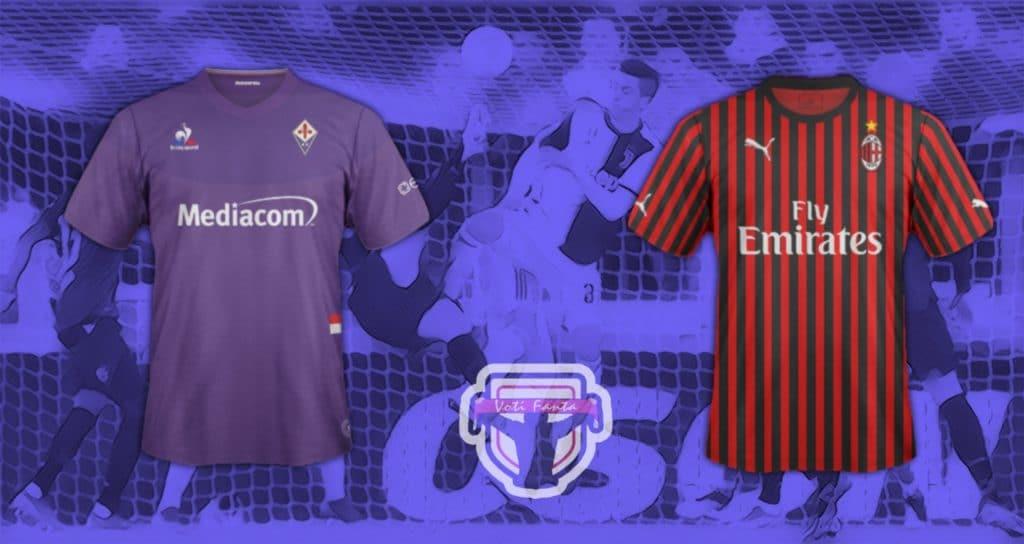 Fiorentina-milan-fantacalcio